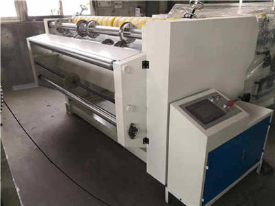 Corrugated Single facer Cutting Machine