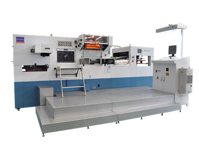 MY-1050T Auto Diecutting and Foil Stamping Machine